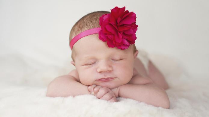 50 Pretty baby girl names