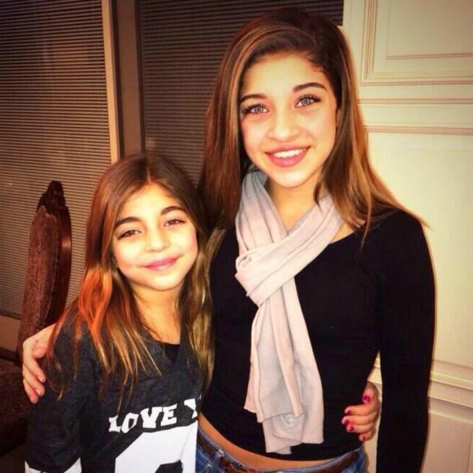 Gia Giudice little sisters