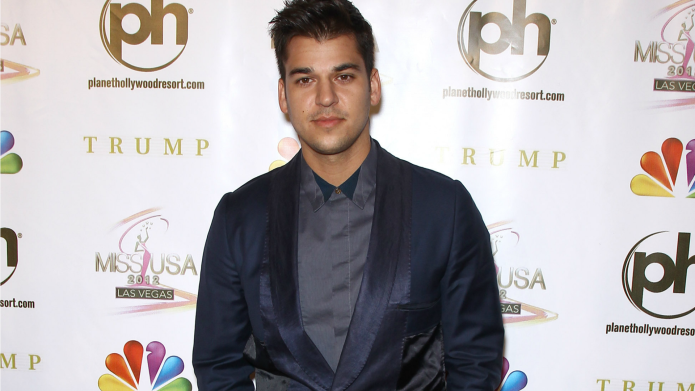 Rob Kardashian creates a fan frenzy