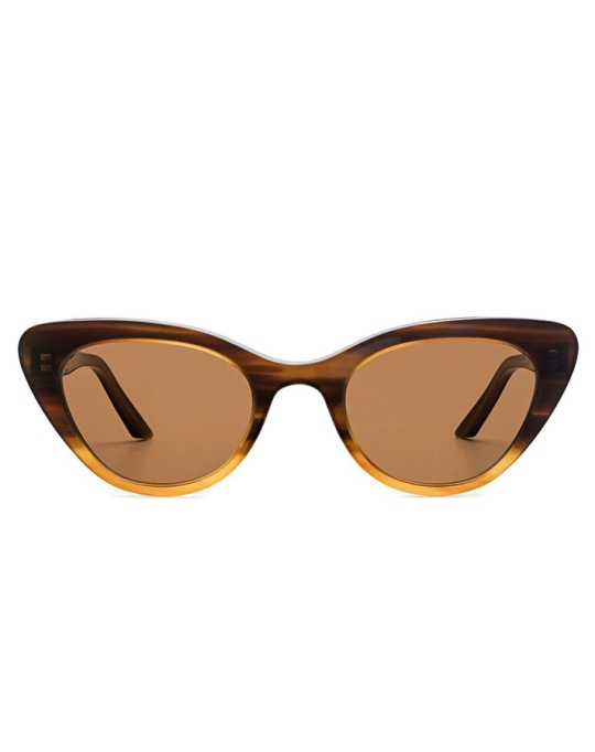 Fall fashion trends: Lowercase NYC Steeplechase Sunglasses in Sun Down | Fall Fashion 2017