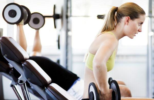 Back-to-basics guide to weight lifting for