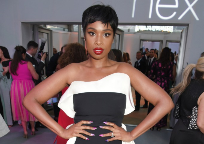 Celebrity Pixie Cuts | Jennifer Hudson