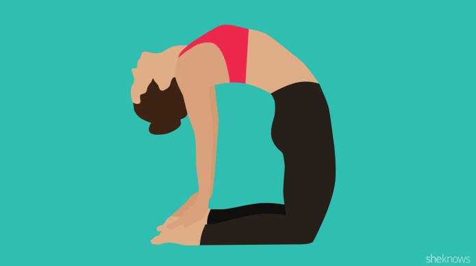 4 Yoga poses better for your