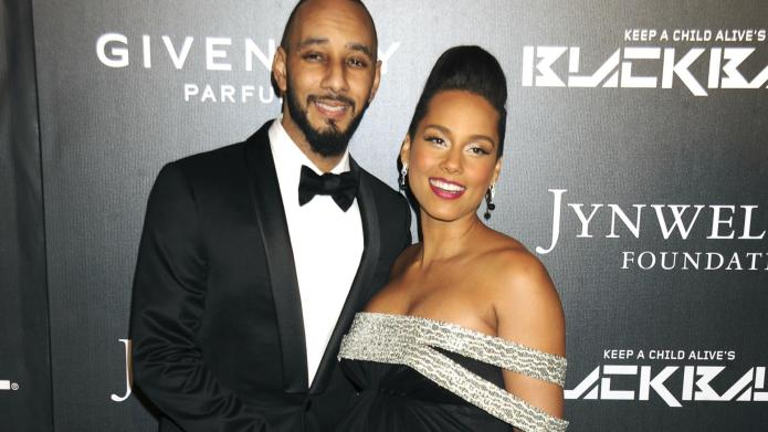Alicia Keys welcomes a son and