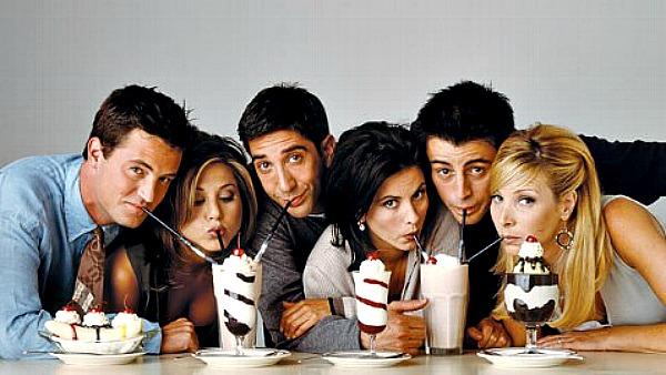 'Friends' is back! 39 Celebs we