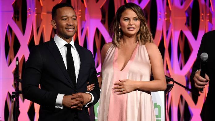 Chrissy Teigen & John Legend's New