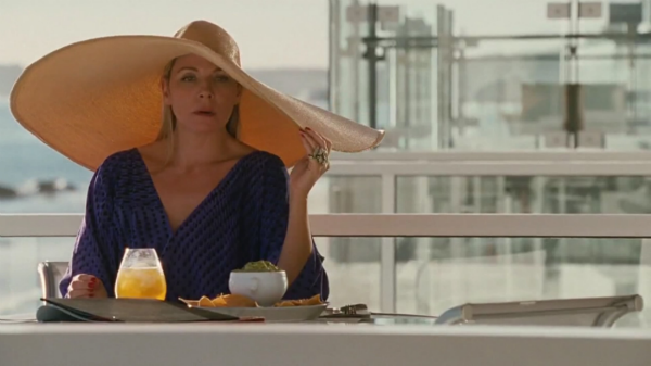 Kim Cattrall's most memorable 'Sex and the City' looks