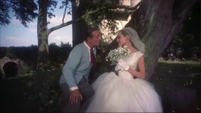 Wedding from 'Funny Face'
