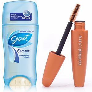 Alicia Sacramone favorite beauty products