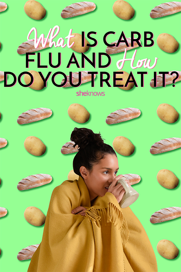 What is carb flu & what are the symptoms?