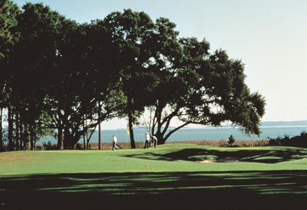 Golf in Hilton Head