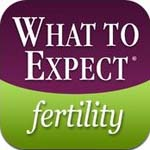 What to Expect Fertility app