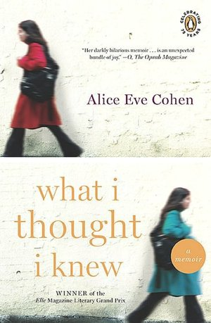 What I Thought I Knew cover