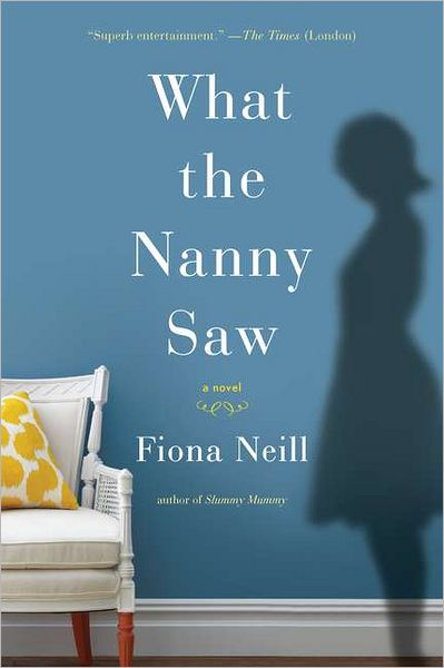 What the Nanny Saw cover