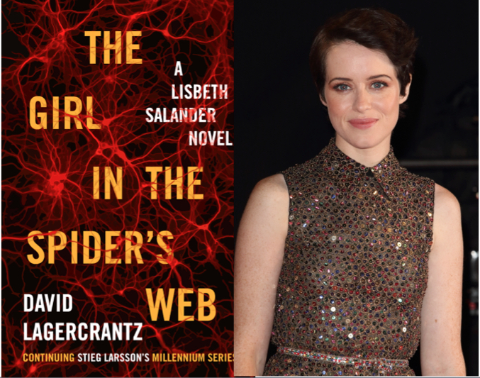 These Sequels & Trilogies Are Being Released in 2018: The Girl in the Spider's Web