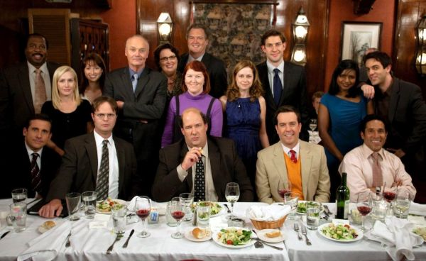 Thanksgiving movies & TV shows to stream on Netflix: 'The Office'