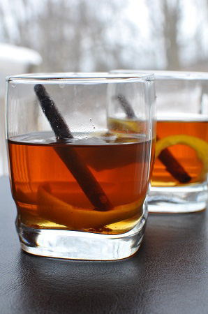 Whisky Hot Toddy