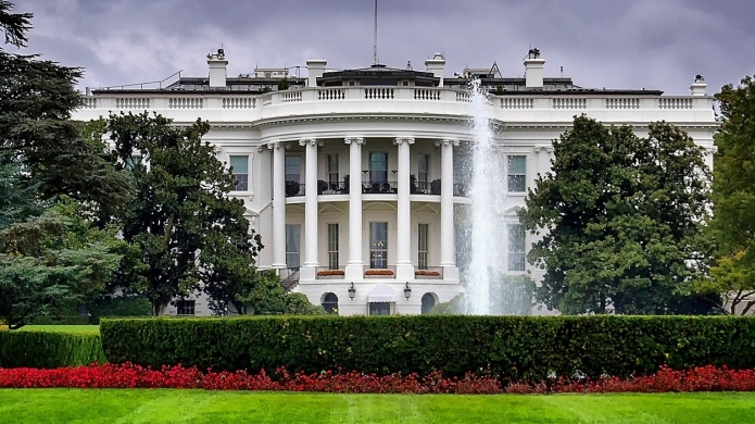The White House ups your selfie