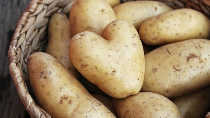 People who eat potatoes are a