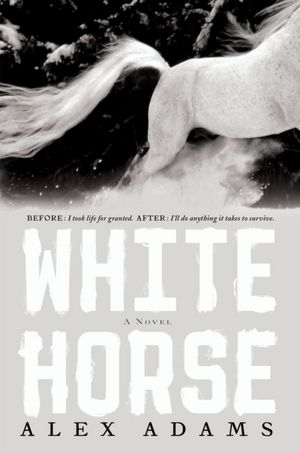 White Horse cover