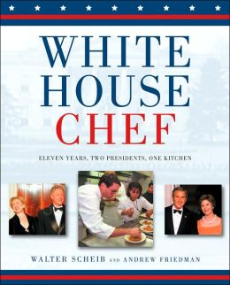 White House Chef cover