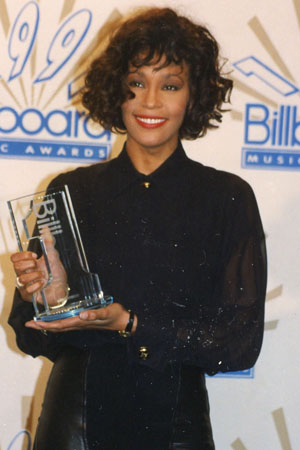 Whitney Houston belongings up for auction