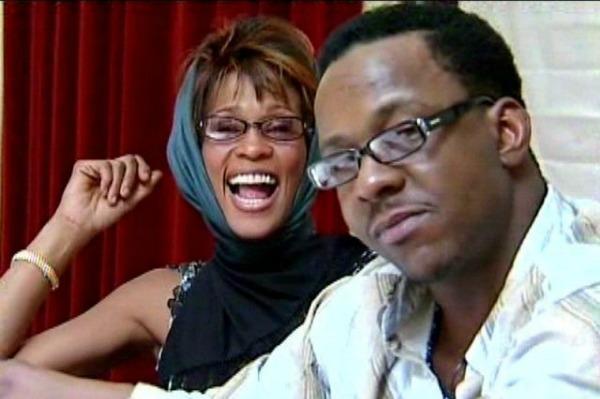 Whitney Houston Bobby Brown