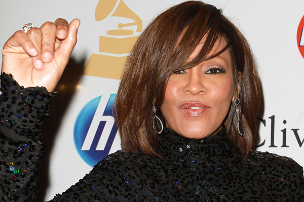 Whitney Houston cause of death was cocaine, heart disease and drowning