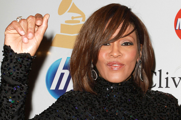 Whitney Houston's death ruled an accident