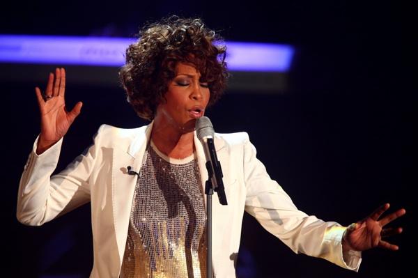 Whitney Houston - Sparkle