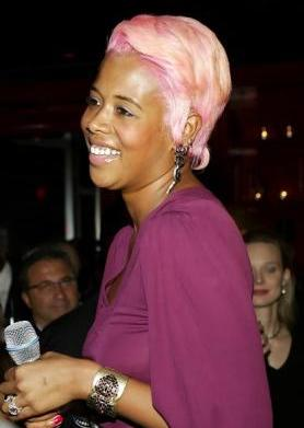 Top pink hairstyles for spring