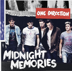 """One Direction releases song, """"Story of"""