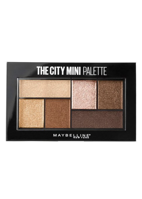 Best Under Ten Beauty Essentials: Maybelline The City Mini Palette | Fall Beauty Products