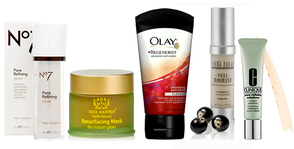 Top products for minimizing pores