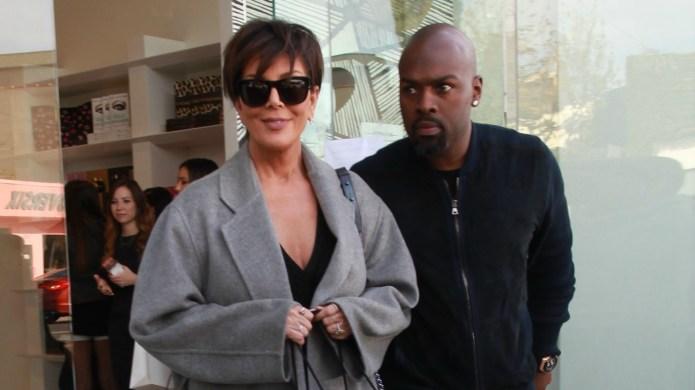 OK, Kris Jenner & Corey Gamble: