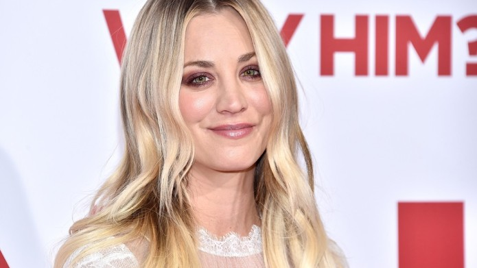Is Kaley Cuoco Starting to Think