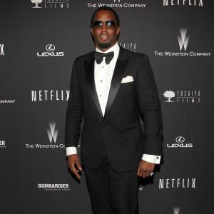VIDEO: Sean Combs is back to