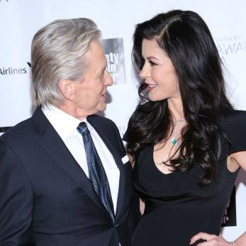 Michael Douglas & Catherine Zeta-Jones: Signs