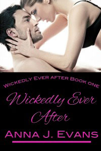 Wickedly Ever After by Anna Evans