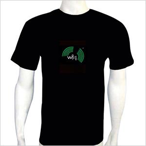 Wi-Fi light up T-shirt | Sheknows.ca