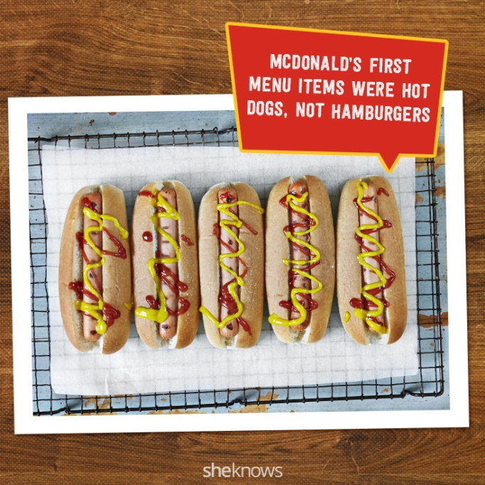 McDonald's 75th Anniversary Fun Facts