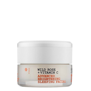 Korres Wild Rose and Vitamin C Advanced Brightening Sleeping Facial