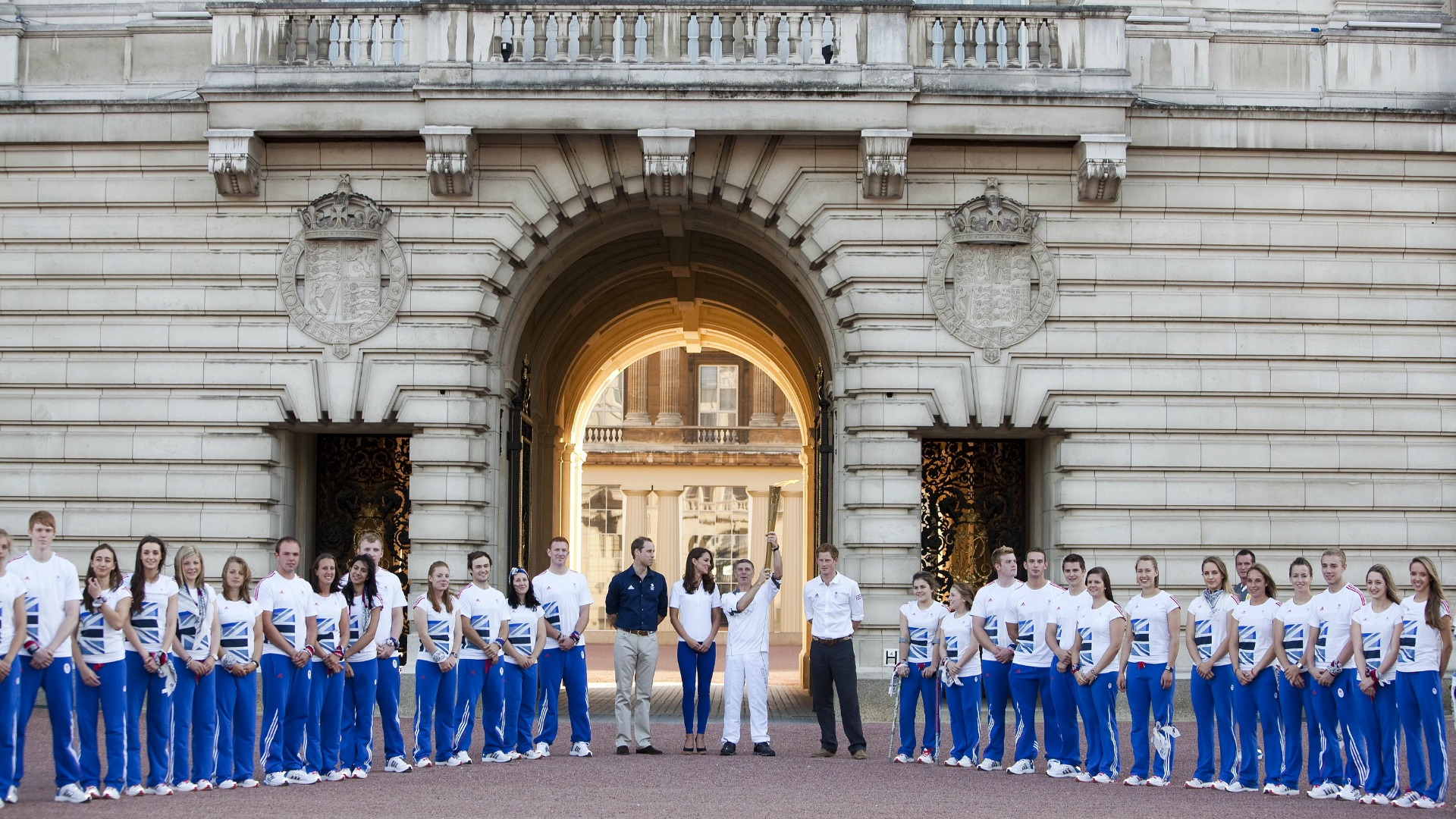Will Kate Buckingham Palace