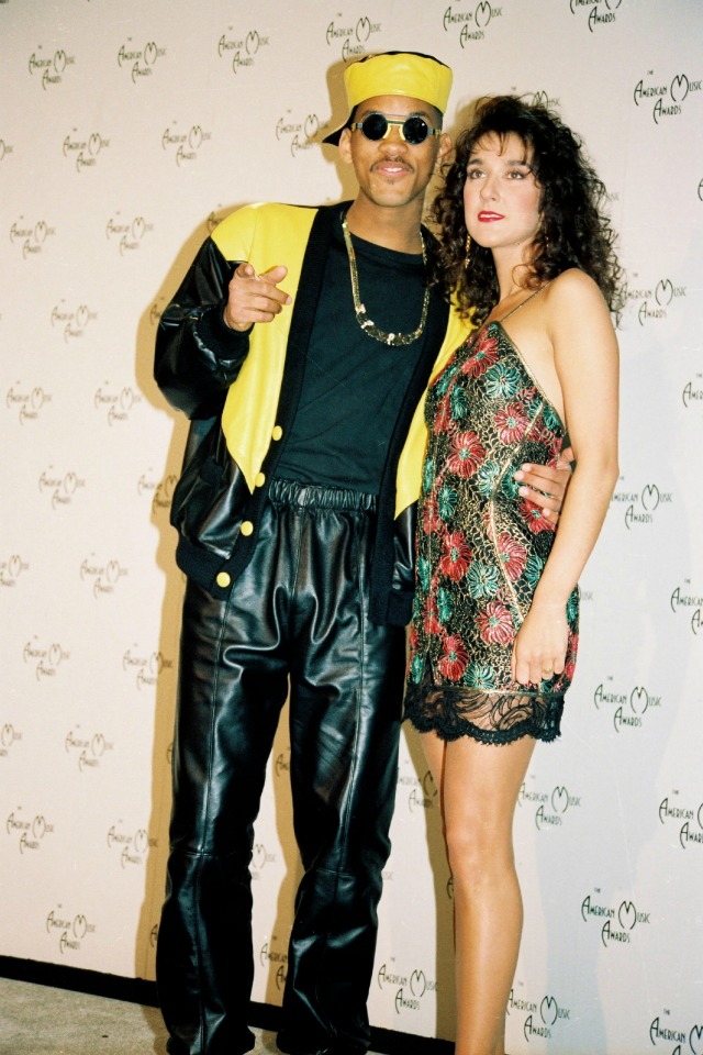 Fresh Prince and Celine Dion