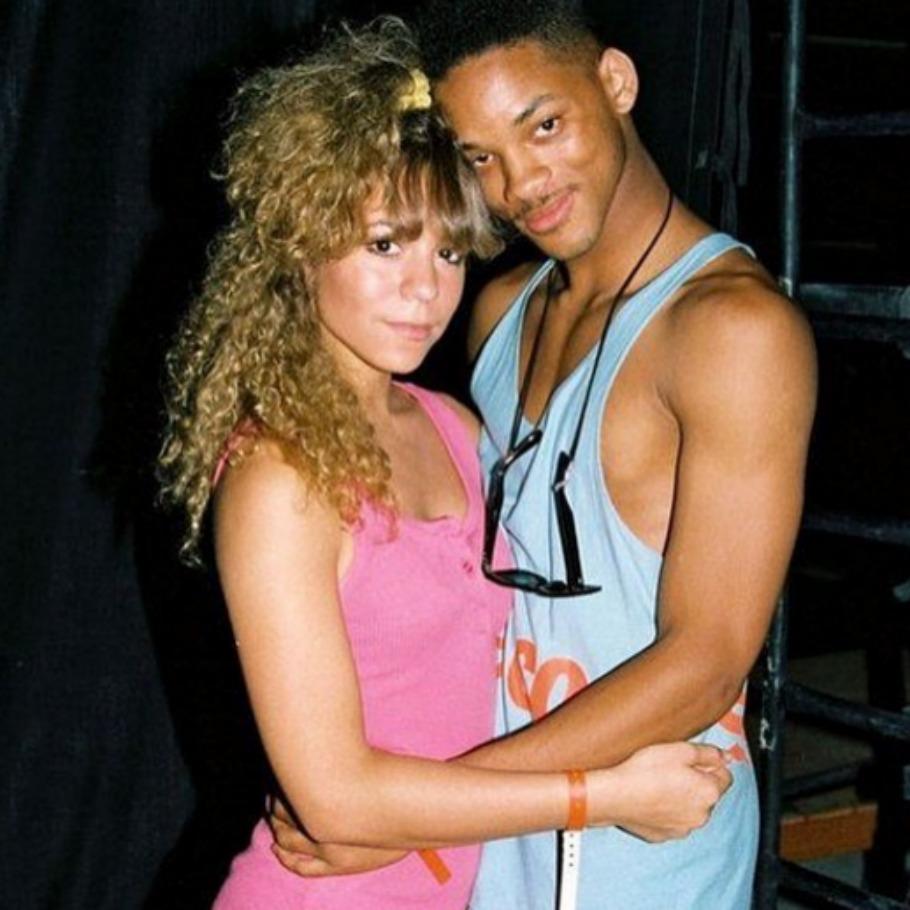 Will Smith & Mariah Carey