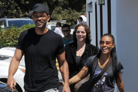 Will and Jada hits the shops to prove their love