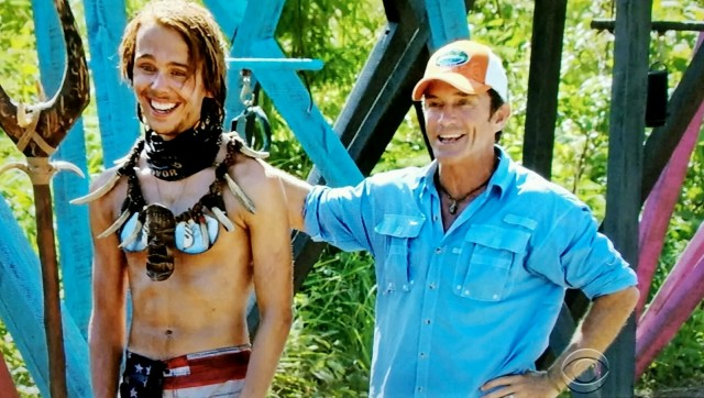 Will Wahl wins Immunity on Survivor: Millennials Vs. Gen-X