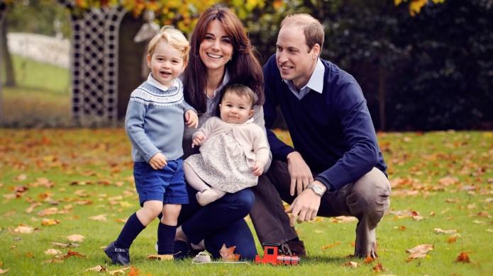 Duke and Duchess of Cambridge share