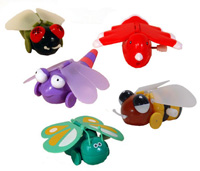 Wind-up insects (Pearl River, $3)