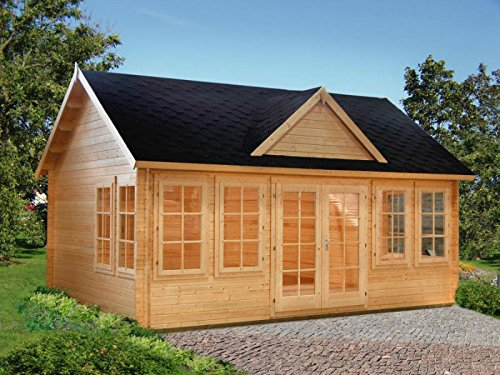 The Best Tiny Houses Available on Amazon: Big beautiful windows on a tiny house